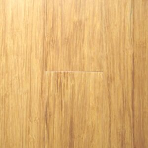 Parquet massif bambou ambre light