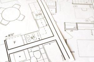 plan pièces maison